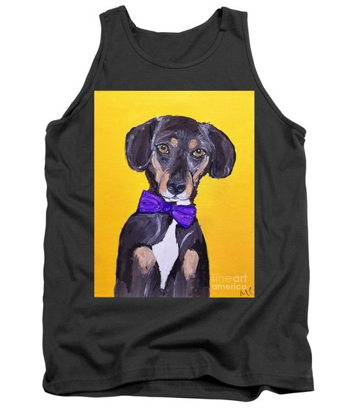 Brady Date With Paint Nov 20th Tank Top