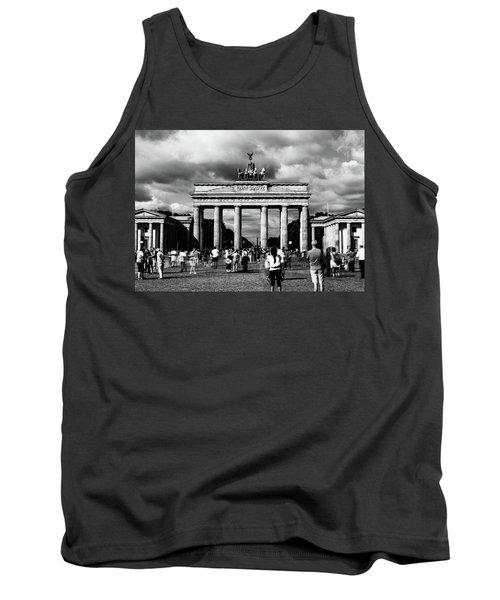 Brandenburg Gate Tank Top