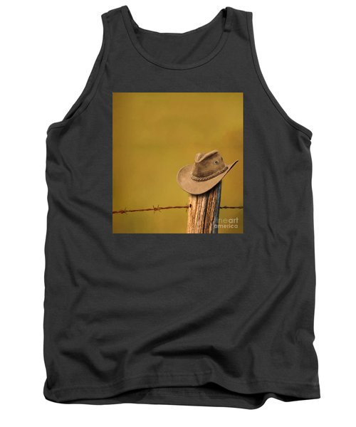 Branding Tank Top by Jim  Hatch