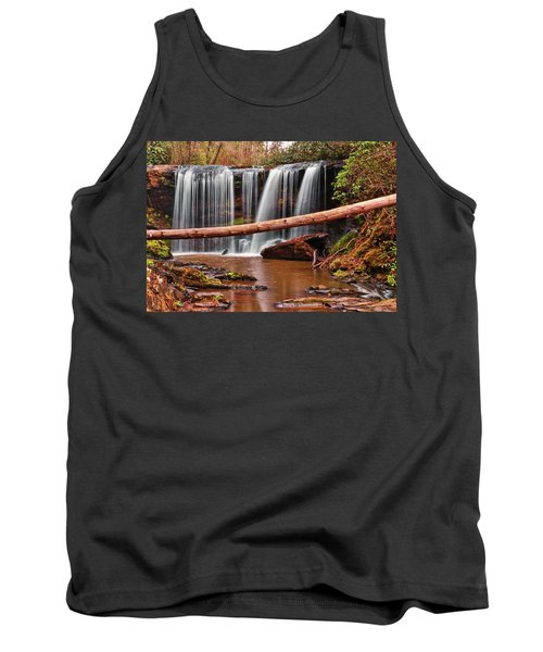 Brasstown Falls 002 Tank Top