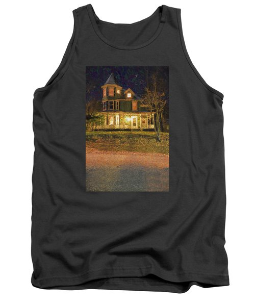 Brattleboro Victorian Tank Top by Tom Singleton