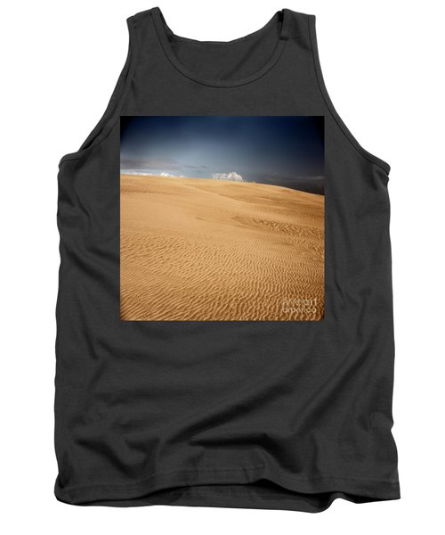 Tank Top featuring the photograph Brave New World by Dana DiPasquale