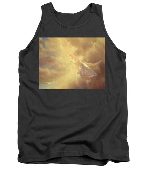 Breath Of Life Tank Top