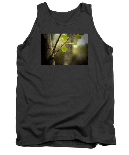 Breathe With Me Tank Top by Mark Ross