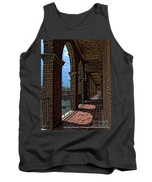 Breezway On The Baker Tank Top