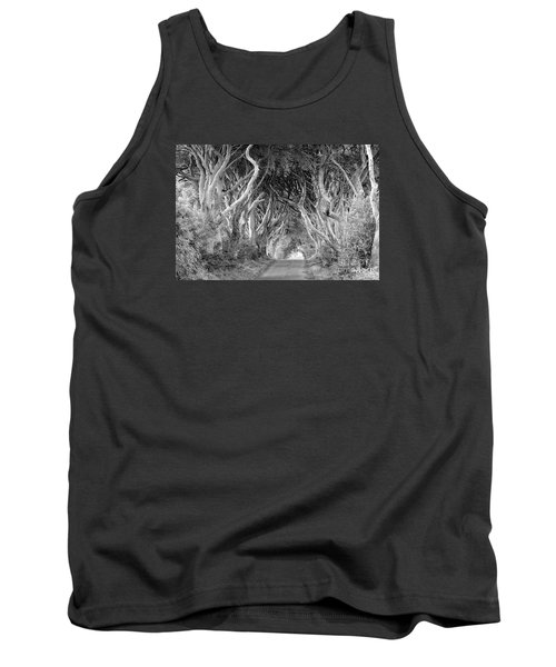 Tank Top featuring the photograph Bregagh Road by Juergen Klust