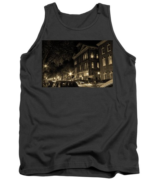 Tank Top featuring the photograph Market Street by Robert Geary