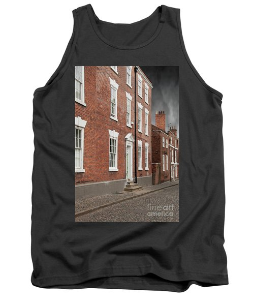 Tank Top featuring the photograph Brick Buildings by Juli Scalzi