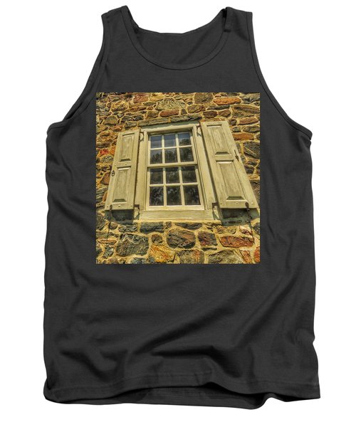 Bricks And Mortar I Tank Top