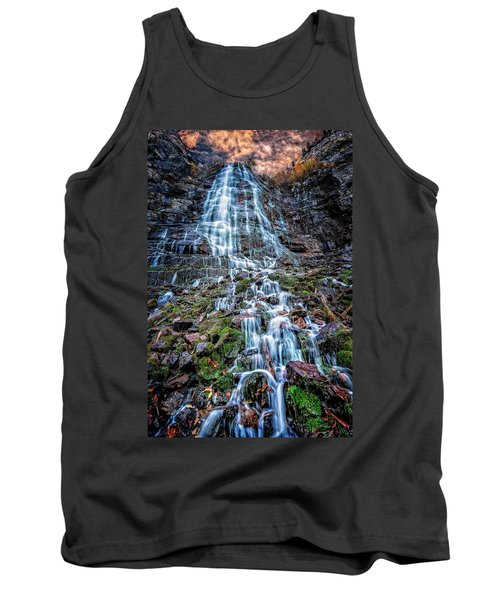 Bridal Veil Falls Utah Tank Top