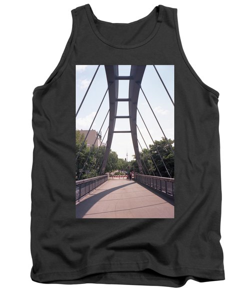 Bridge And Alexanderplatz Tower Tank Top