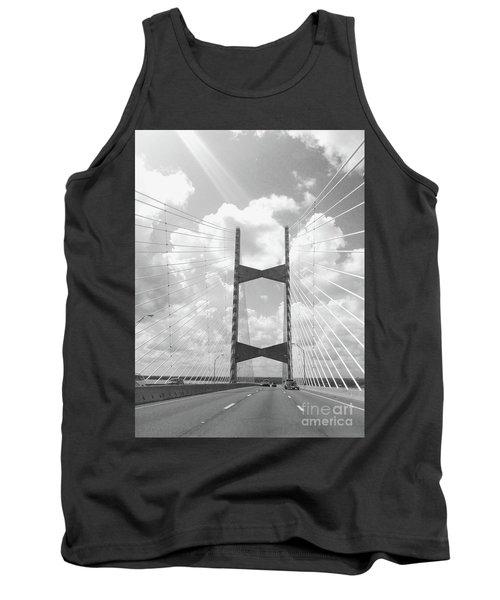 Bridge Clouds Tank Top