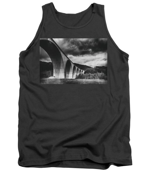 Tank Top featuring the photograph Bridge by Hayato Matsumoto