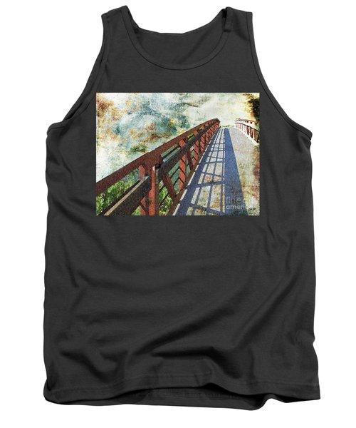 Bridge Over Clouds Tank Top