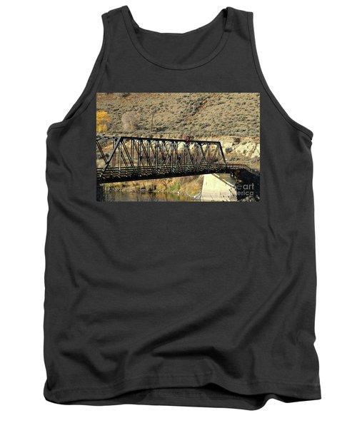 Bridge Over The Thompson Tank Top