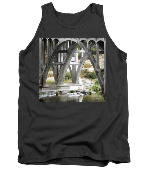 Bridge Over Umpqua Tank Top