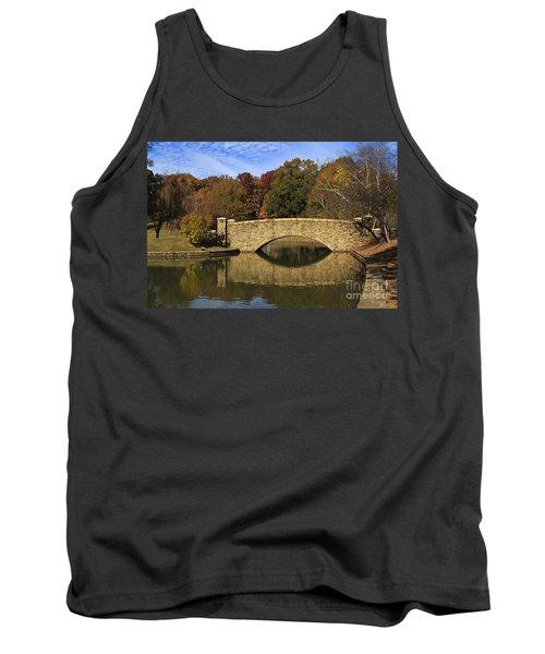 Bridge Reflection Tank Top