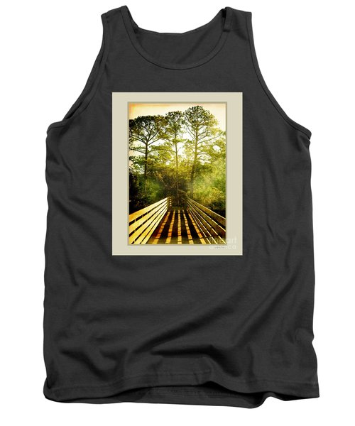 Bridge Shadows Tank Top
