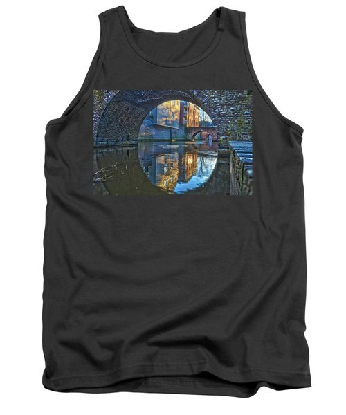 Bridges Across Binnendieze In Den Bosch Tank Top