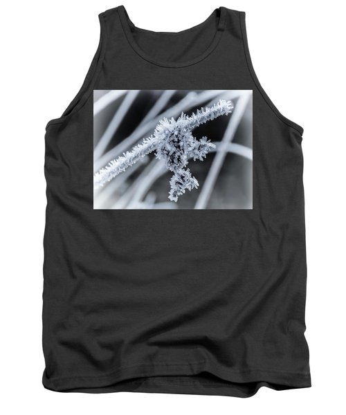 Tank Top featuring the photograph Briefly Beautiful by Nick Bywater