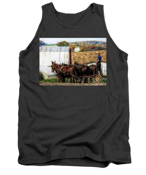 Bringing It Home In Lancaster County, Pennsylvania Tank Top