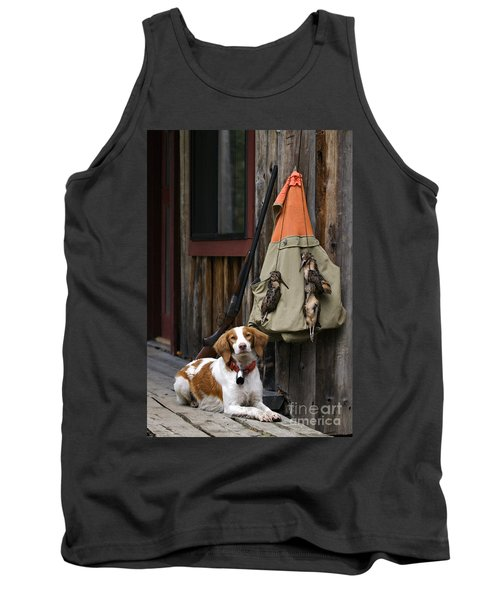 Brittany And Woodcock - D002308 Tank Top