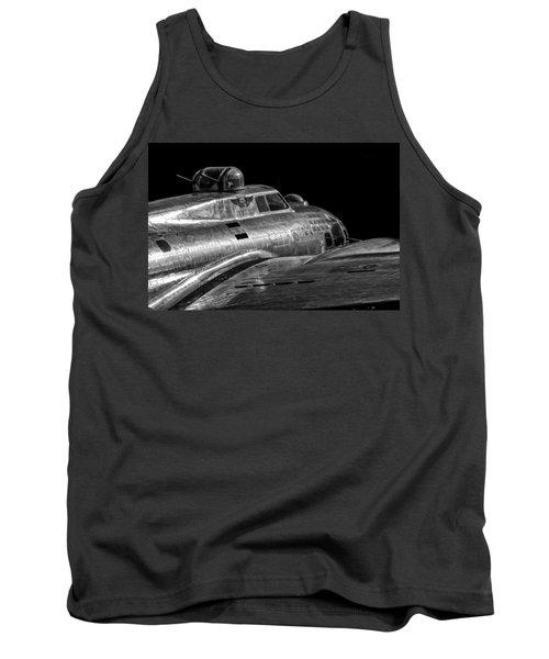 Broad Shoulders Tank Top