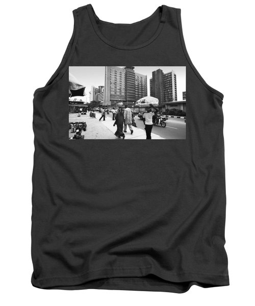 Broad Street -- Fmbn Tank Top