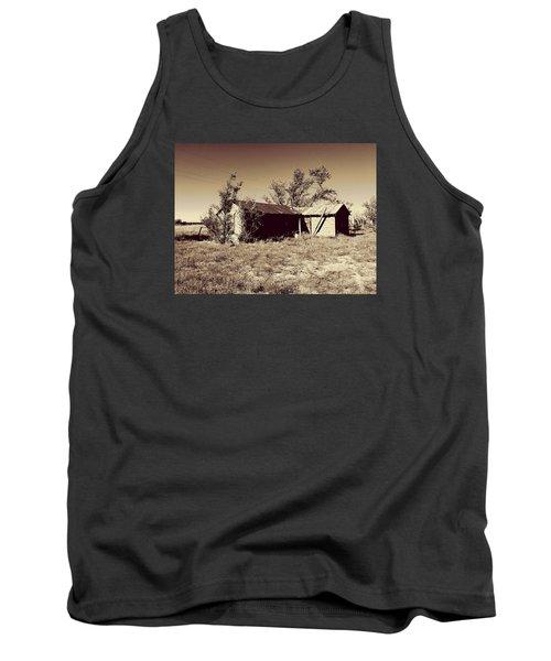 Broken Homestead Tank Top