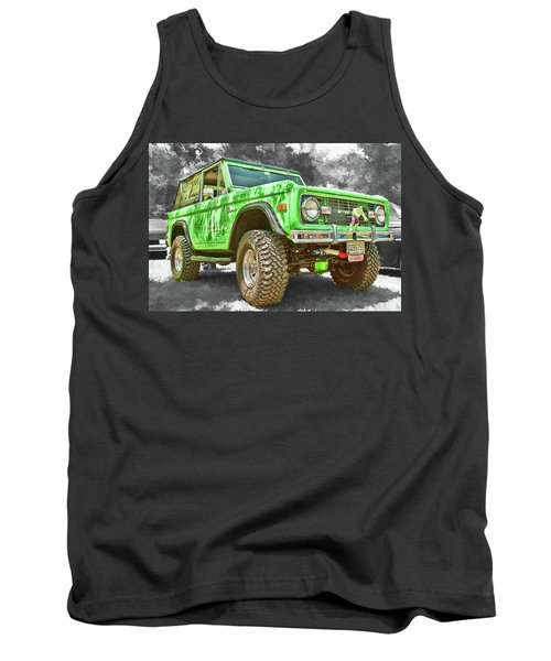 Bronco 1 Tank Top