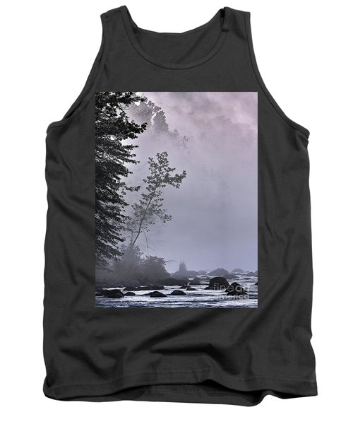 Brooding River Tank Top by Tom Cameron