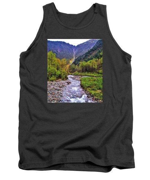 Brook Tank Top by Martin Cline