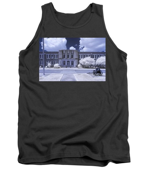 Brookland-cayce Hs-ir Tank Top by Charles Hite
