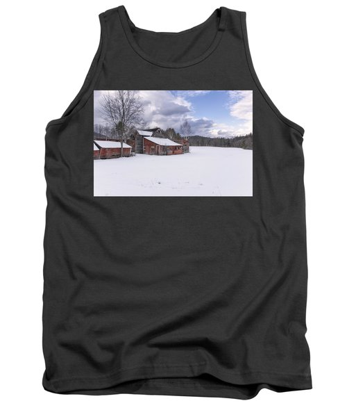 Brookline Winter Tank Top