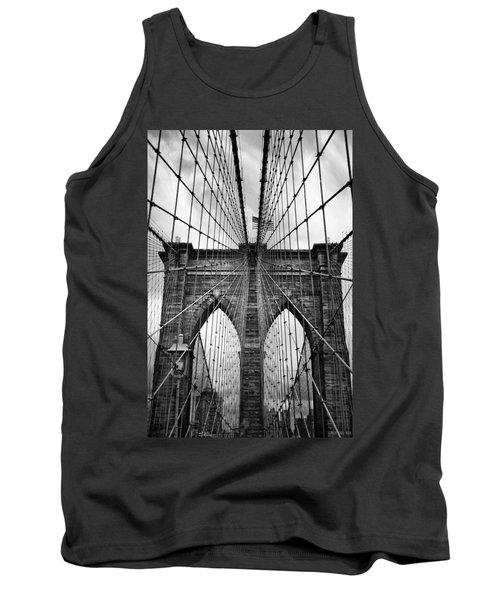 Brooklyn Bridge Mood Tank Top