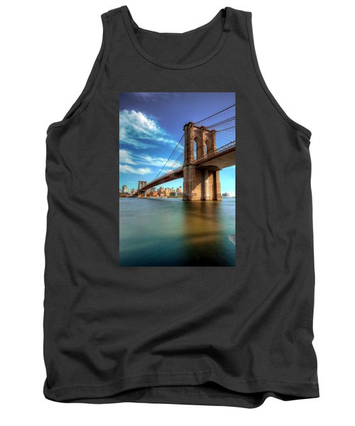 Brooklyn Bridge  Tank Top