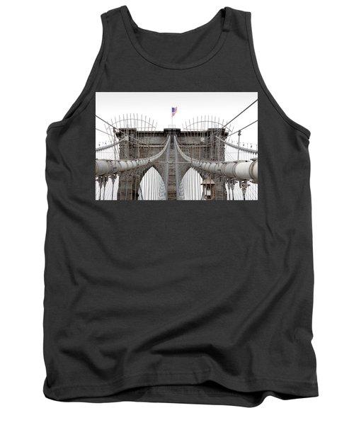 Brooklyn Bridge Top Tank Top