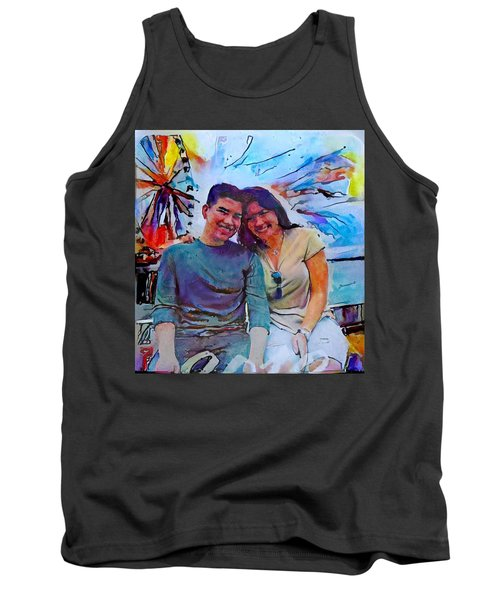 Brother And Sister Love Tank Top