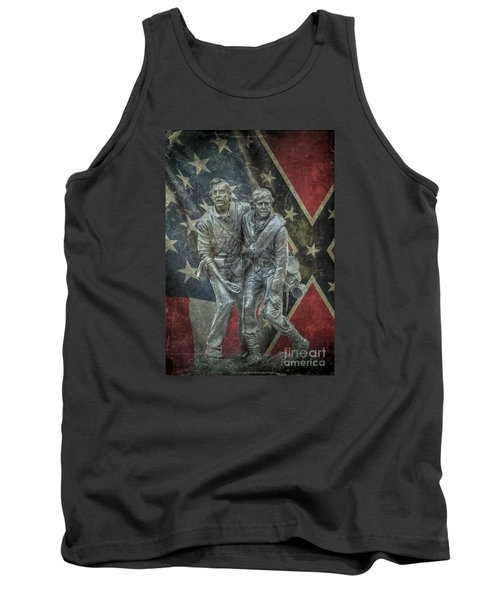 Brothers To The End Tank Top by Randy Steele