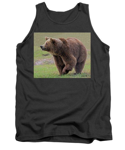 Brown Bear 14.5 Tank Top