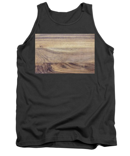 Brown Rubber Wooden Tray Handmade In Asia Tank Top by Jingjits Photography
