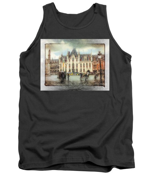 Bruges, Belgium Tank Top