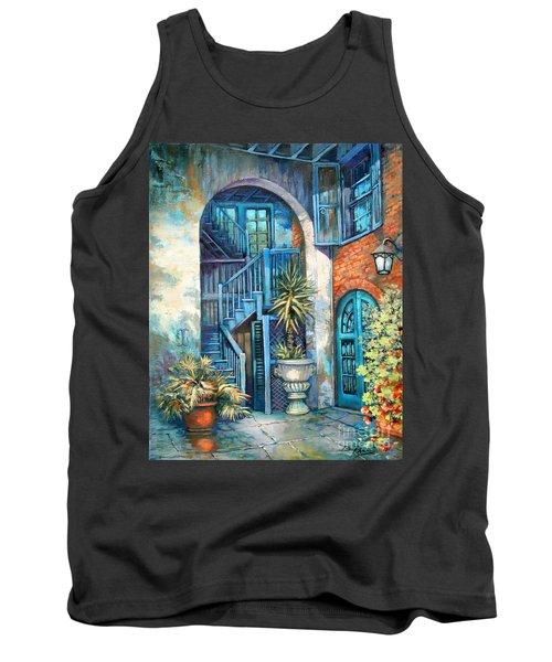 Brulatour Courtyard Tank Top