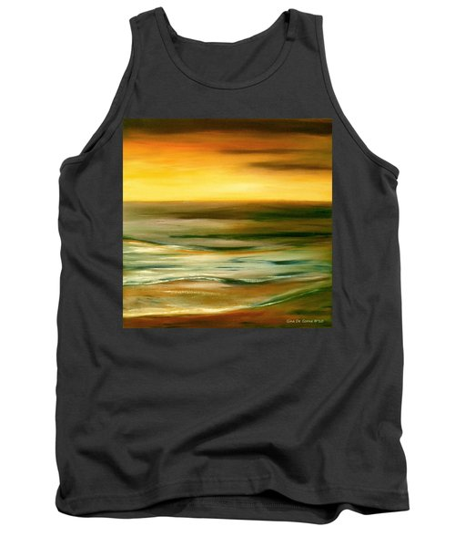 Brushed 7 Tank Top