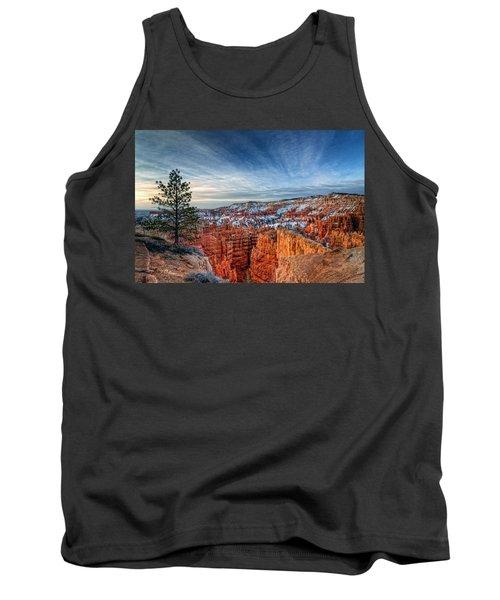 Bryce Canyon Sunrise Tank Top