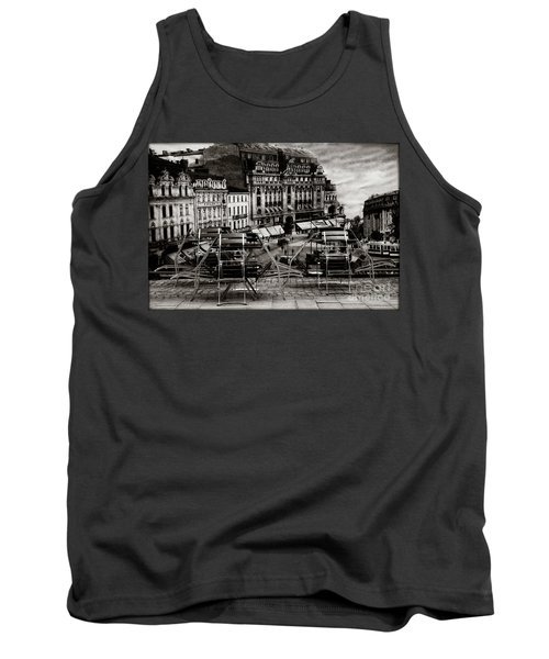 Bucharest - Old Town  Tank Top