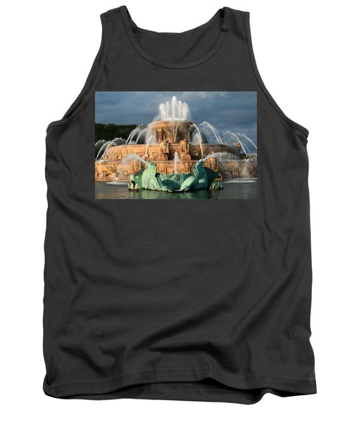 Buckingham Fountain Tank Top