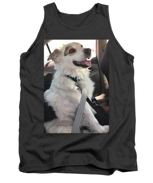 Buckle Up Tank Top