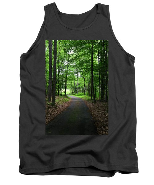 Buckner Farm Path Tank Top