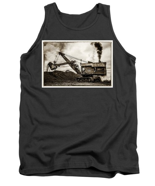 Bucyrus Erie Shovel Tank Top